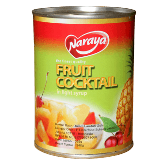 Naraya Fruit Cocktail In Syrup