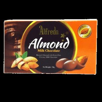 ALFREDO ALMOND MILK