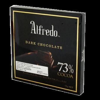ALFREDO 73% COCOA DARK CHOCO