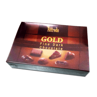 ALFREDO GOLD FINE DARK CHOCO