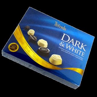 ALFREDO FINE DARK & WHITE CHOCO