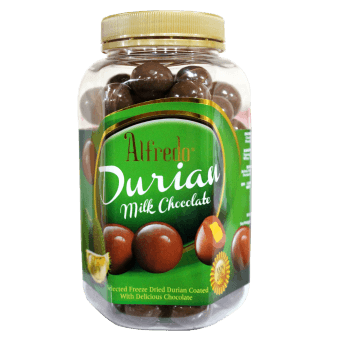 ALFREDO JAR DURIAN MILK