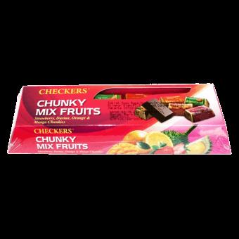 CHECKERS MINI CHUNKY MIX FRUIT