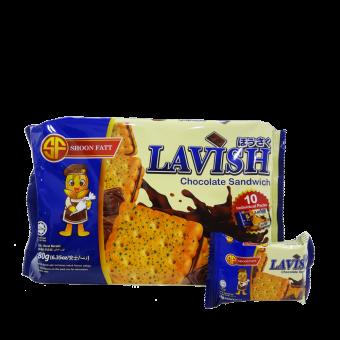 SHOONFATT LAVISH CHOC SANDWICH