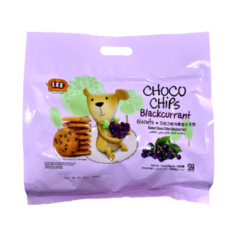 LEE BISCUITS CHOCOCHIPS B'CURRANT