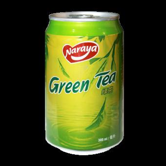 NARAYA Can  300ml GREEN TEA