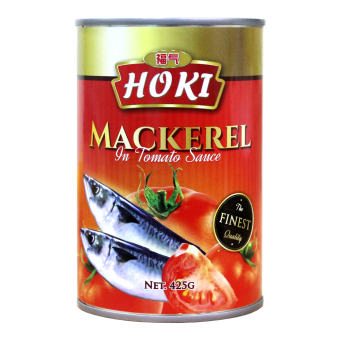 HOKI MACKEREL IN TOMATO SAUCE
