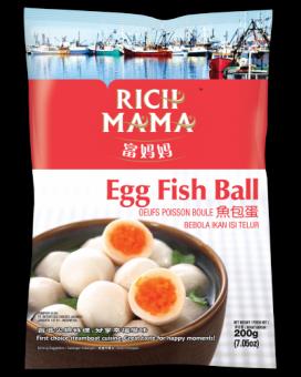 RICH MAMA (R1013) EGG FISH BALL