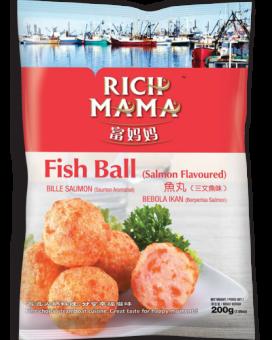 RICH MAMA (R1002) SALMON FISH BALL