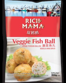 RICH MAMA (R1003) VEGGIE FISH BALL