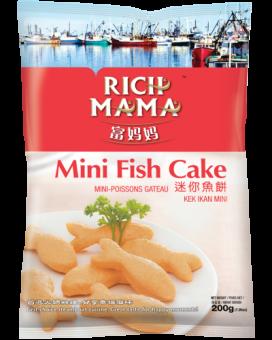 RICH MAMA (R1004)  MINI FISH CAKE