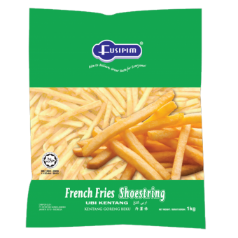how to cook frozen shoestring fries