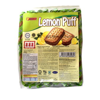 SHOONFATT LEMON PUFF SANDWICH