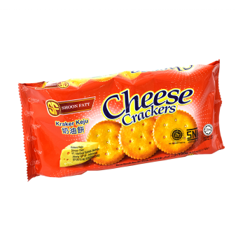 SHOONFATT CHEESE CRACKER