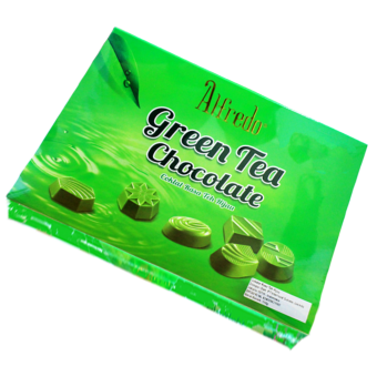 ALFREDO GREEN TEA CHOC