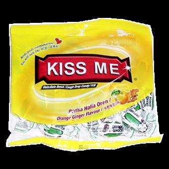 KISS ME ORANGE GINGER