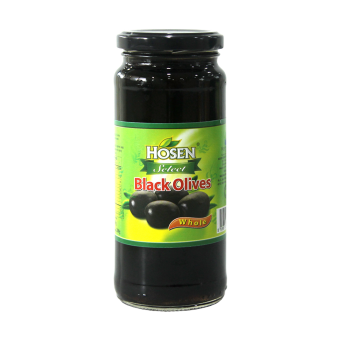 BLACK OLIVES WHOLE