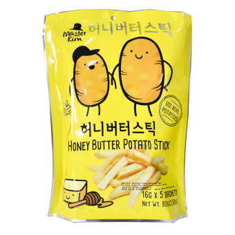 Honey Butter Potato Stick