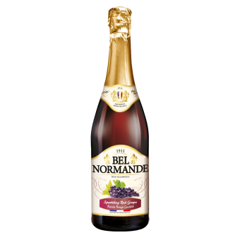 BEL NORMANDE RED GRAPE JUICE