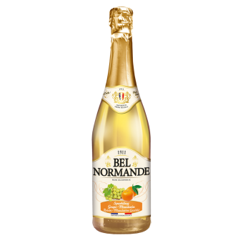 BEL NORMANDE GRAPE MANDARIN JUICE