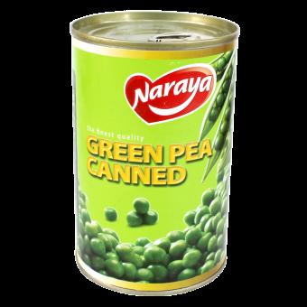 NARAYA GREEN PEA CANNED