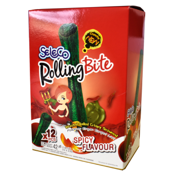 SELECO ROLLING BITE SEAWEED SPICY
