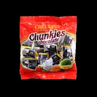 CHECKERS CHUNKIES CHOC MILK