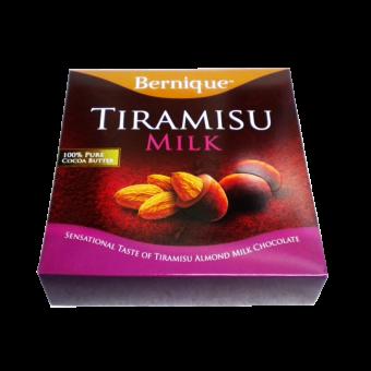 BERNIQUE TIRAMISU MILK CHOC