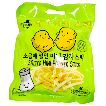 MASTER KIM SALTED MINI POTATO STICK