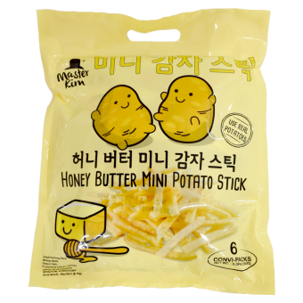 MASTER KIM HONEY BUTTER MINI POTATO STICK