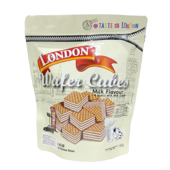 LONDON WAFER CUBES MILK
