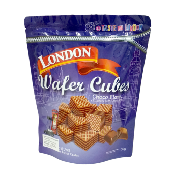 LONDON WAFER CUBES CHOCOLATE