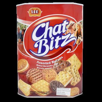 LEE BISCUITS CHAT BITZ ASSORTED
