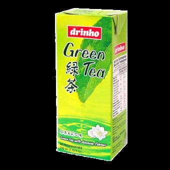 DRINHO KOTAK GREEN TEA
