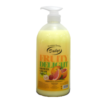 DAILYS SHOWER FRUITY DELIGHT