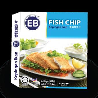 EB   500g FISH CHIPS