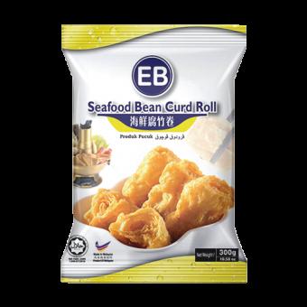 EB  300g SEAFOOD BEAN CURD ROLL