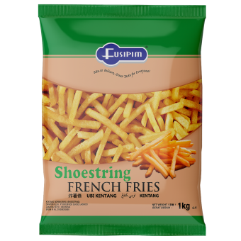 FUSIPIM (F5026) FRENCH FRIES SHOESTRING