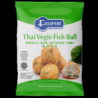 FUSIPIM (F1085) THAI VEGIE FISH BALL