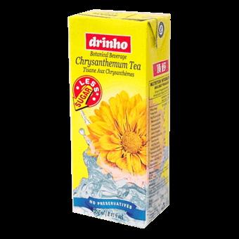 Drinho Tea Bunga Kotak