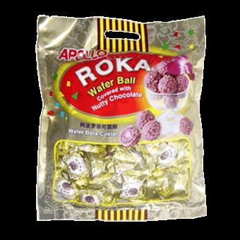 APOLLO ROKA WAFER BALL CHOC (1070G)