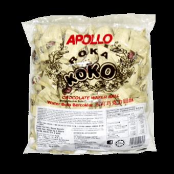 APOLLO ROKA KOKO CHOC WAFER BALL (1075P)