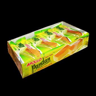 APOLLO CAKE PANDAN (3030M)