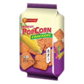 Shoonfatt Pop Corn Crackers