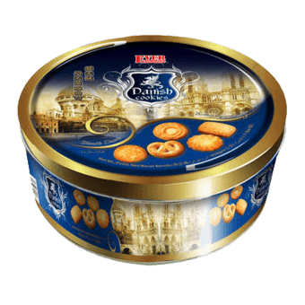 Ever D. Cookies Danish (Biru Tua)