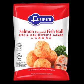 Fusipim Salmon Fish Ball (F1099)
