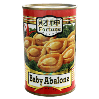 FORTUNE BABY ABALONE (12P)