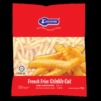 Fusipim French Fries Crinkle Cut (F5019)