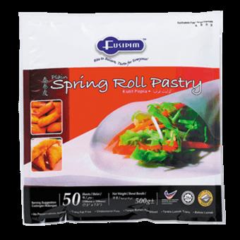 Fusipim 7.5'' Spring Roll Pastry (F5004)
